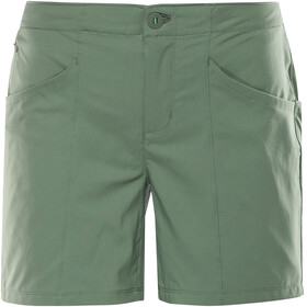 "Patagonia High Spy Shorts Women 6"" Pesto"